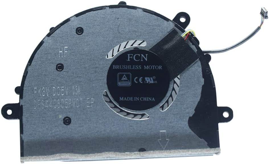 Amazon.com: YDLan-US New CPU Cooling Fan Compatible for ...