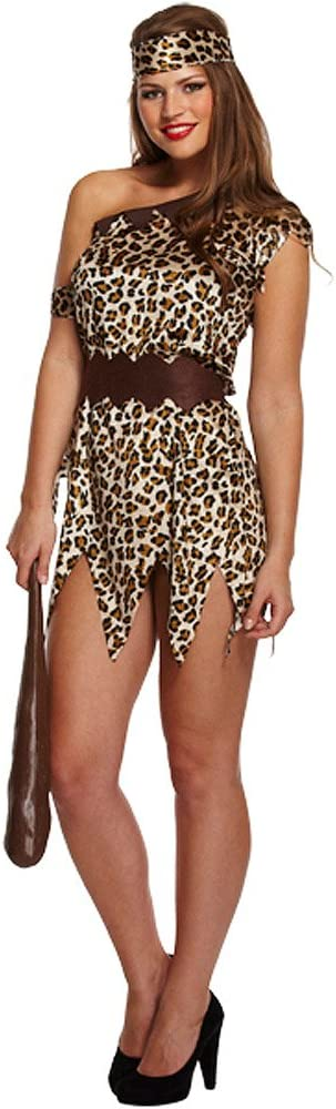 Women's Cave Girl Costume