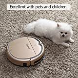 Clymen Q8 Robot Vacuum Cleaner with Wi-Fi