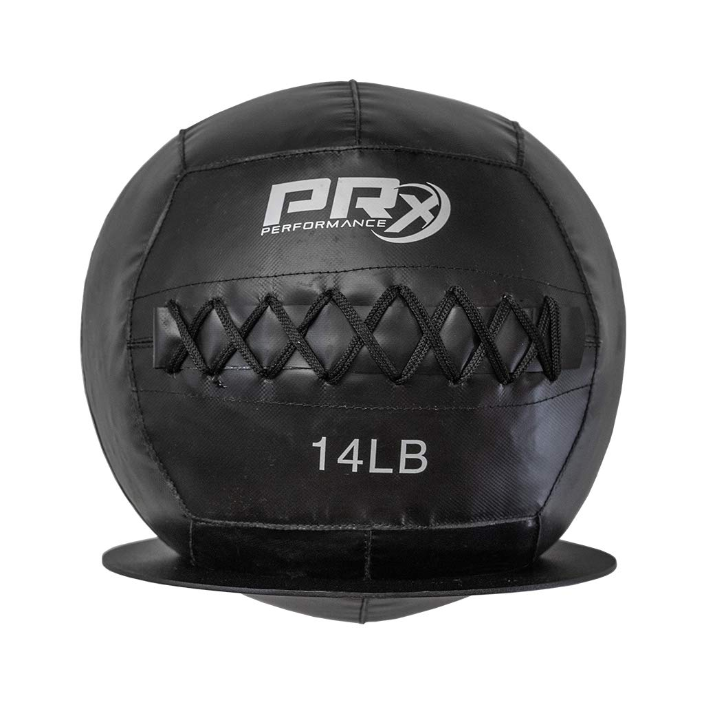 PRx Performance Medicine Ball Storage, Exercise Ball Holder, Wall Mounted, Powder Coated, Space Saving Home Gym by PRx Performance (Image #2)