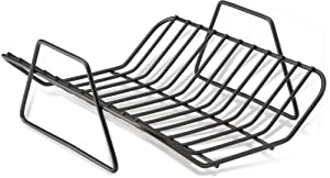 All-Clad 3016 Nonstick Roasting Rack, 14 by 12.25-Inch, Black