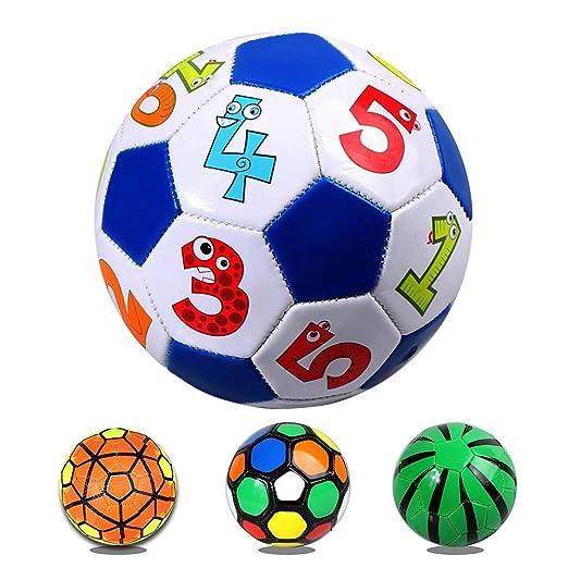 Ardorman - Balón de fútbol para niños, Resistente a la abrasión ...