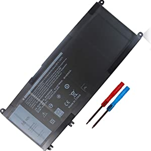 33YDH Laptop Battery Compatible with Dell Inspiron 13-7353 17 7000 7773 7778 7786 7779 15 7577 G3 3579 3779 G5 5587 G7 7588 Latitude 13 3380 14 3490 15 3590 3580 Vostro 7570 7580 Series PVHT1 99NF2