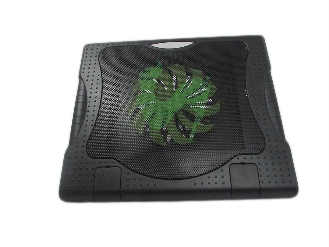 Sanoxy 2 USB Port 5 Angle Laptop Notebook Cooling Pad & Stand with 1 Large Fan for Apple MacBook Pro, Notebook, Laptop (SANOXY-LT-COL14)