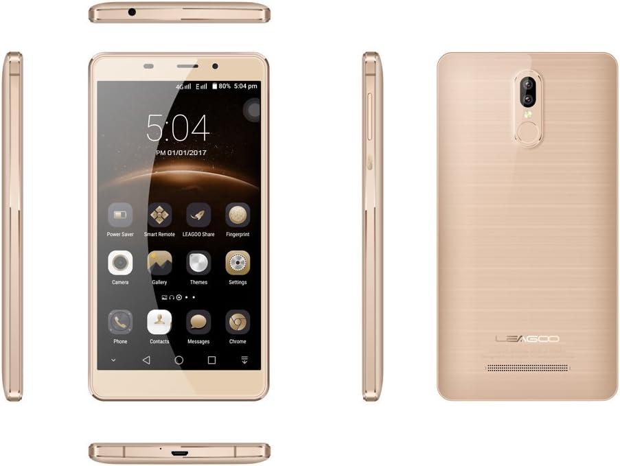Leagoo M8 Pro,Android 6.0 OS,3500mAh batería grande,5.7 pulgada HD ...