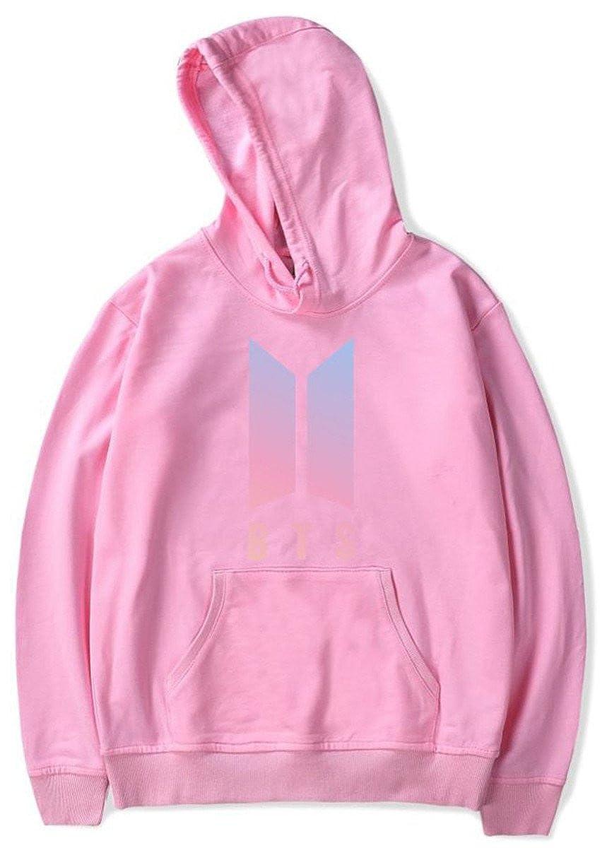 SERAPHY Unisex BTS Hoodies Warm Jumper Fashion KPOP Sweatshirt