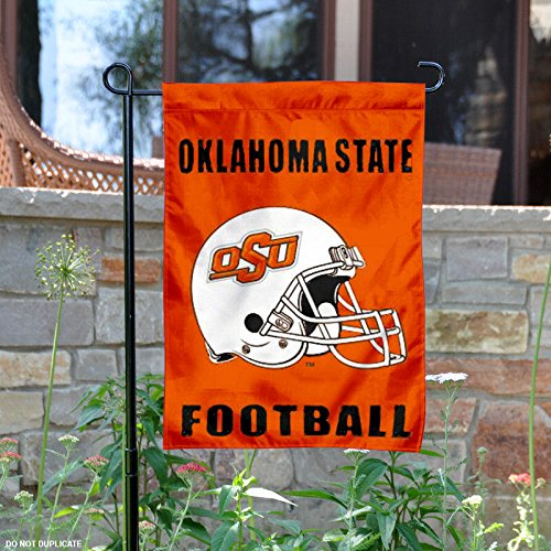 College Flags and Banners Co. Oklahoma State Cowboys Footbal