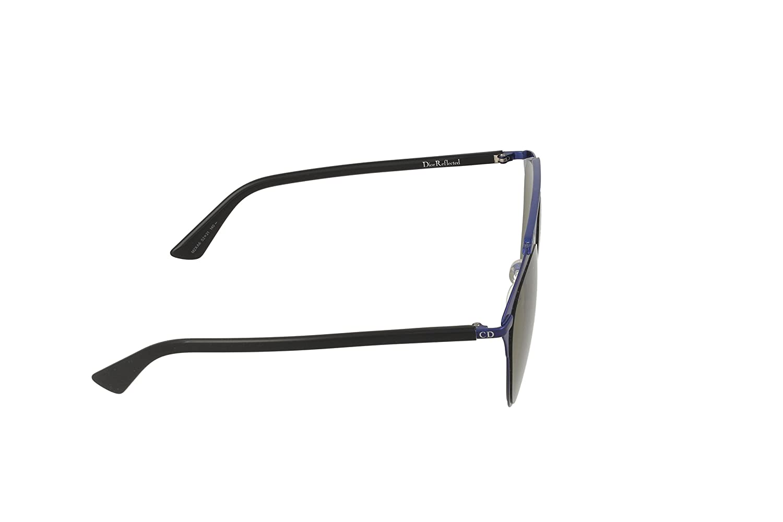 92218caa6b Amazon.com  Dior Sunglasses Dior Reflected Sunglasses M2XA6 Blue Black 52mm   Dior  Clothing