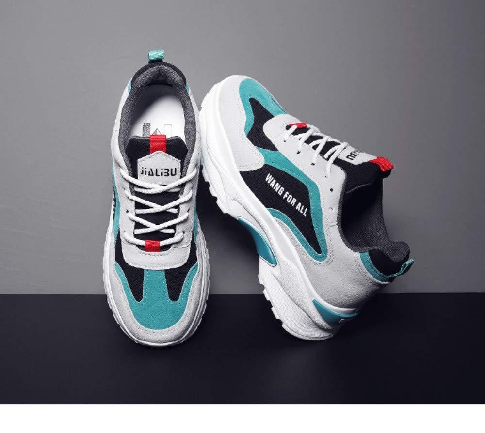 ZHIJINLI Turnschuhe Laufschuhe mit Plattformtraining Schuhe Freizeitschuhe Fitnessschuhe Sicherheitsschuhe, 37EU  | Überlegen