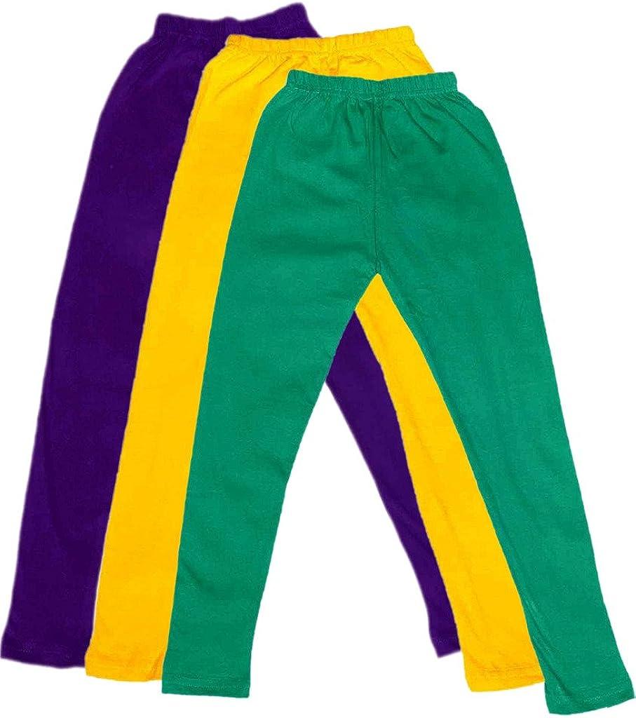 Indistar Boys Super Soft Ankle Length Cotton Lycra Leggings Pack of 3