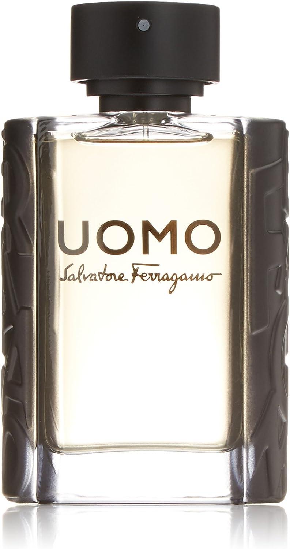 Salvatore Ferragamo Uomo - EDT para hombres, 100 ml