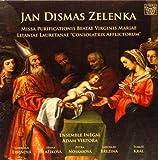 """Zelenka: Missa Purificationis Beatae Virginis Mariae / Litaniae lauretanae """"Consolatrix afflictorum"""" [Import allemand]"""
