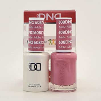 Amazon Com Dnd Gel Polish Adobe 608 Beauty