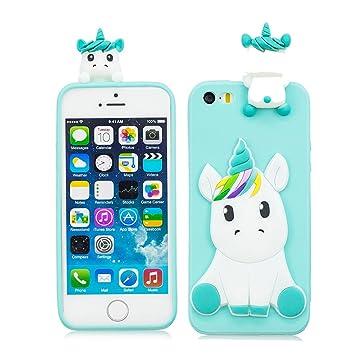 coque pour iphone 5 licorne