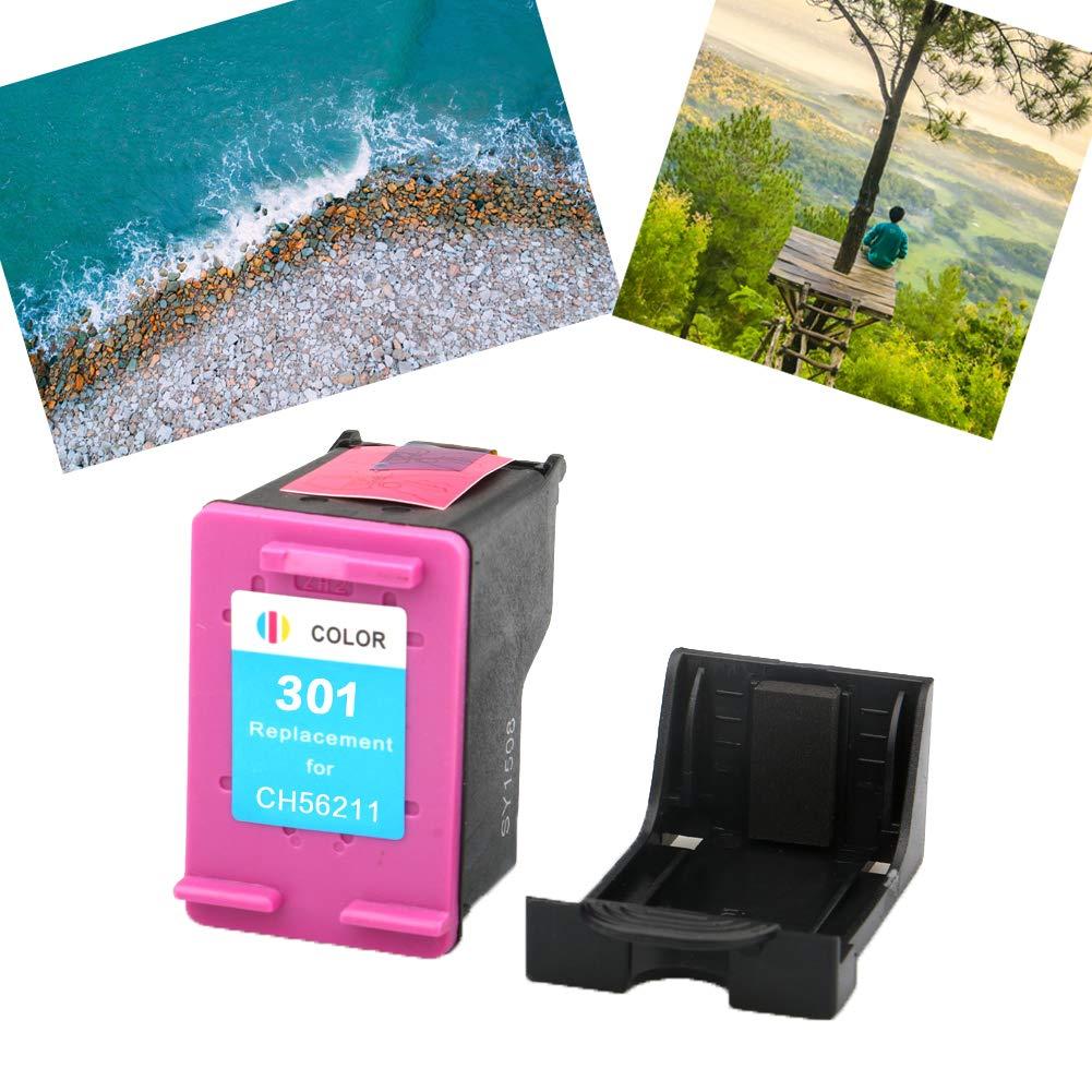 Teng Remanufacturado para HP 301 301XL Cartuchos de Impresora para ...