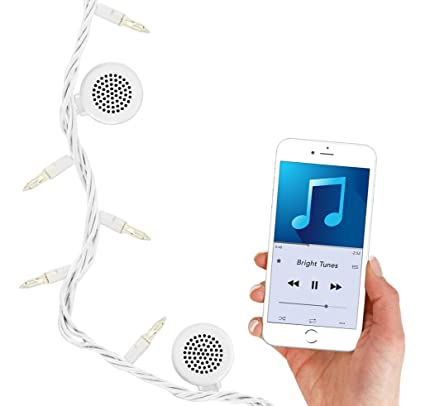 Bluetooth Speaker String Lights Enchanting Amazon Bright Tunes Decorative String Lights With Bluetooth