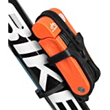 Inbike Candado Plegable Anti-robo con soporte para Bicicleta