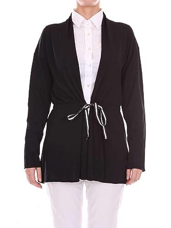 Diana Cardigan Femme Noir Gallesi M179j040nm LVêtements POknw0
