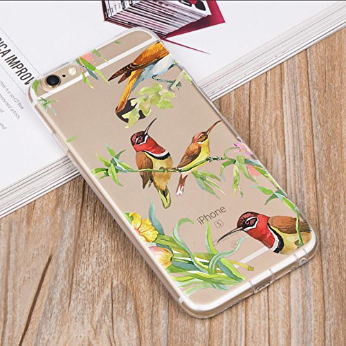 Thin Cover Silicone BackCase iPhone Flessibile 6s Scratch Trasparente 6 Gel iPhone 6s Slim Custodia iPhone Ultra Apple 09 per 6 Crystal Premium TPU Apple Clear Anti HZPIEg8q