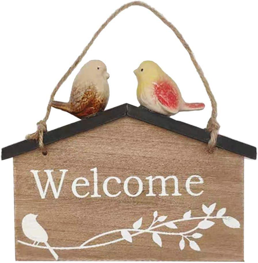 Fabric Bird Hanging Birds Hen Home Decoration Gift Craft Kitchen Door Hanging