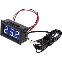 zrshygs Termómetro casero 50~110 ° C Termómetro LED