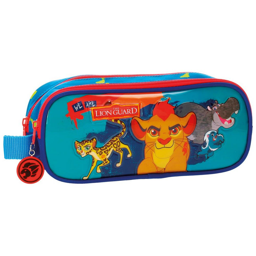 Disney-Trousse double compartiment La Garde du Roi Lion 2134261