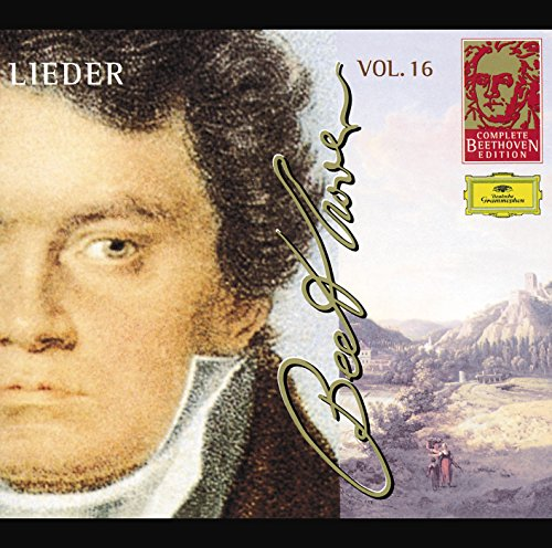 Complete Beethoven Edition Vol 1 (Complete Beethoven Edition, Vol. 16: Lieder)