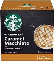 Starbucks by Nescafé Dolce Gusto, Caramel Macchiato 12 cápsulas