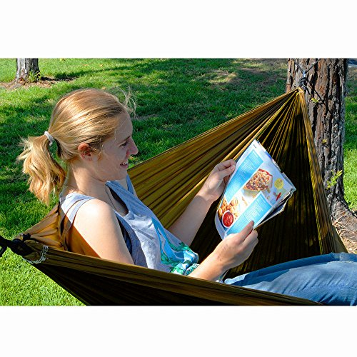 zomake portable hammock  u2013 lightweight pure color nylon fabric parachute hammock for outdoor camping hiking zomake portable hammock   lightweight pure color nylon fabric      rh   thecamping panion