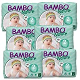 Bambo Nature New Version, All Sizes, (Sold by Case)