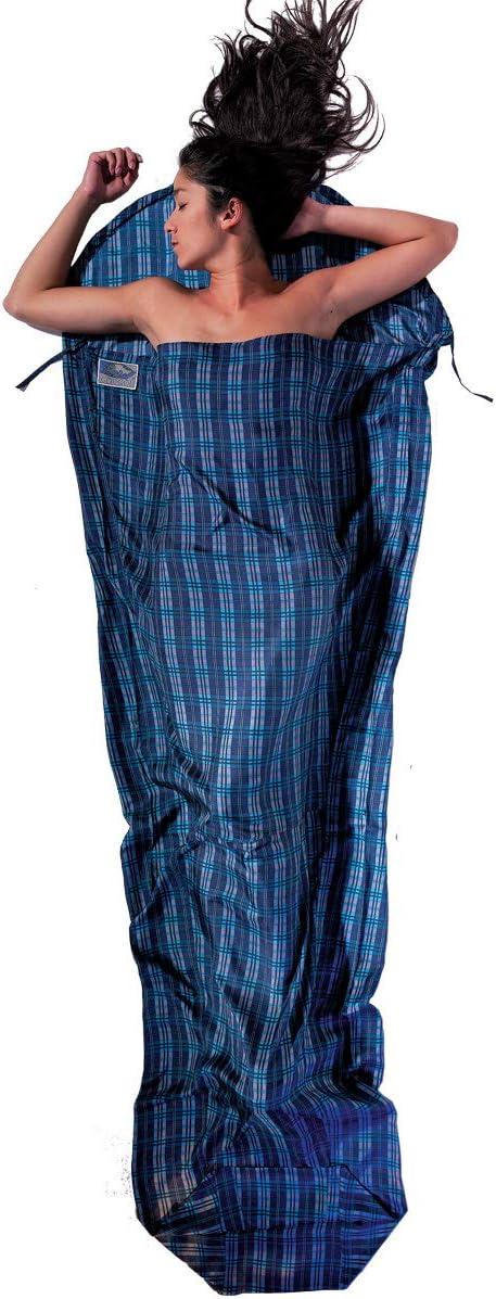 blue Cocoon MummyLiner Cotton Flannel