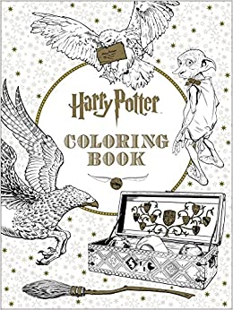 Buy Harry Potter Coloring Book Book Online At Low Prices In India