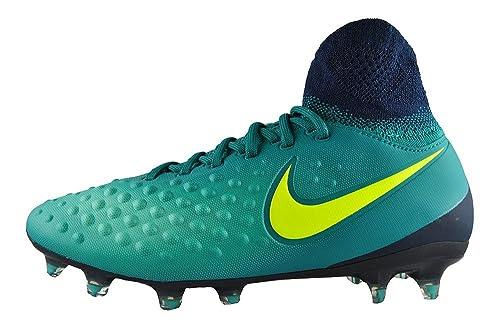 Nike 844410-375, Botas de fútbol Unisex Adulto, Azul (Rio Teal/