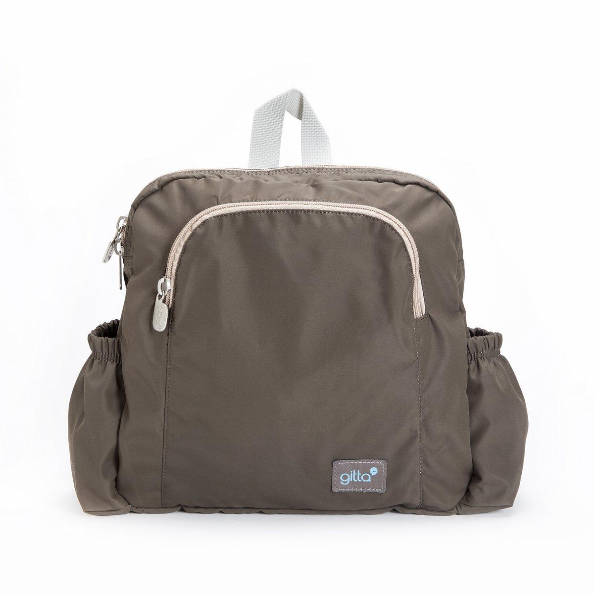 Gitta Mini Ideal Kids School Bag Child Infant preschool Backpack, Brown by Gitta B01I1WHBTQ