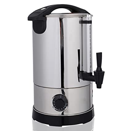 Amazon.com: Giantex Stainless Steel 6 Quart Electric Water Boiler ...