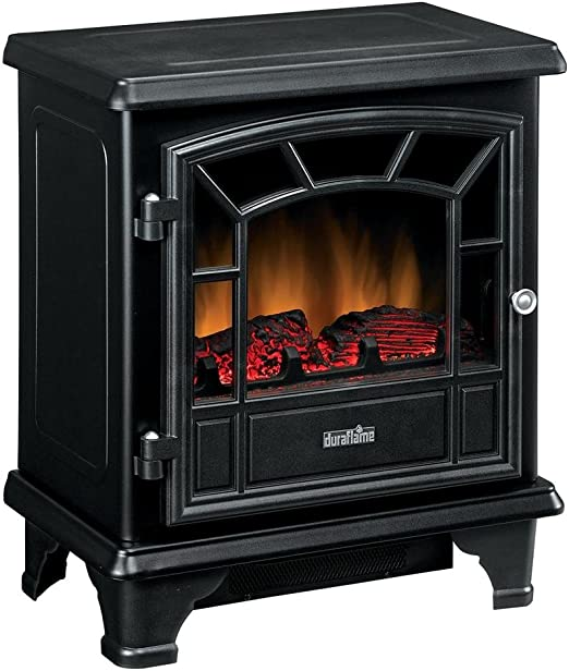 Duraflame Freestanding Electric Stove With Remote Control Dfs 550