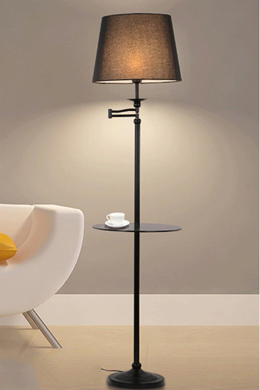 Amazon Com Jcrnjsb American Floor Lamp Simple Bedroom Living Room