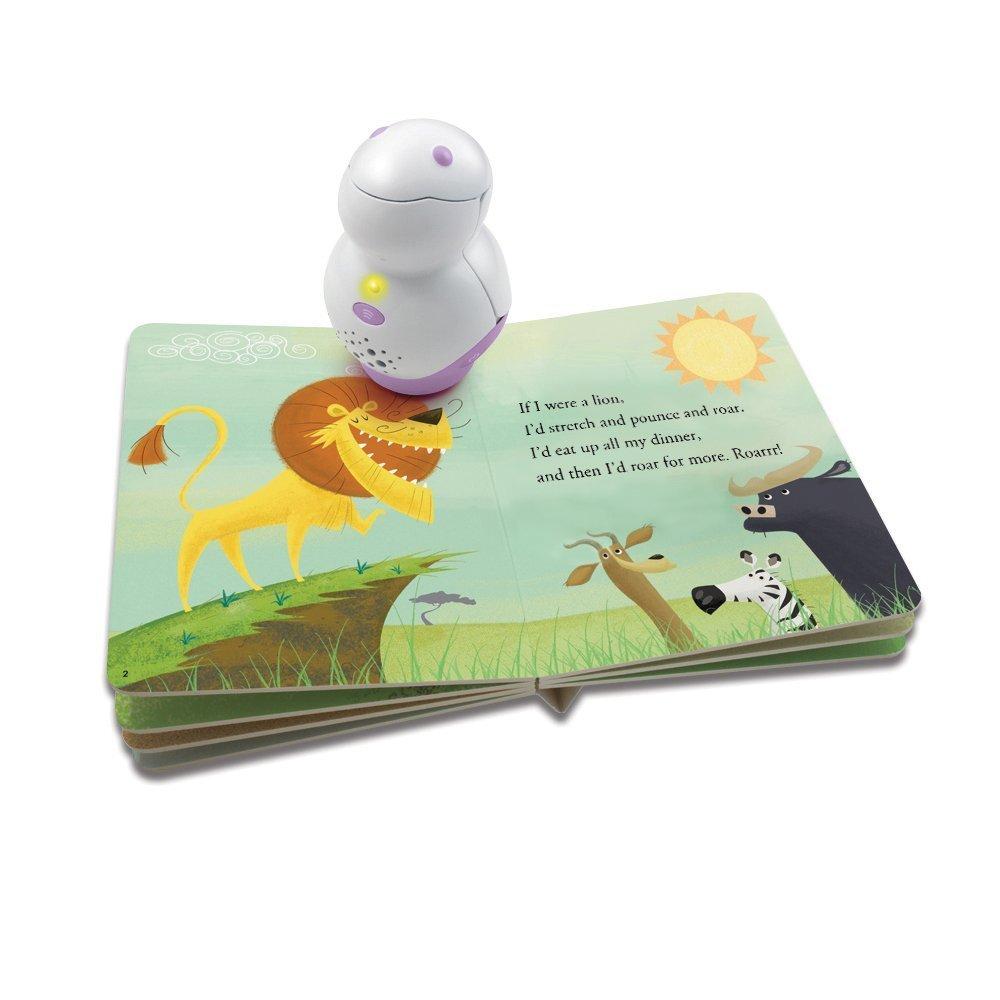 B001U5R200 LeapFrog Tag Junior Book Pal - Purple 61teRJErz7S