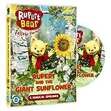Rupert The Bear: Rupert And The Giant Sunflower