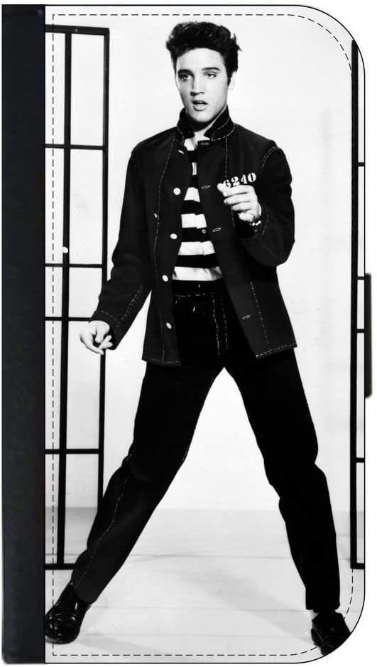 Passport Cover//Card Holder for Travel Elvis Presley