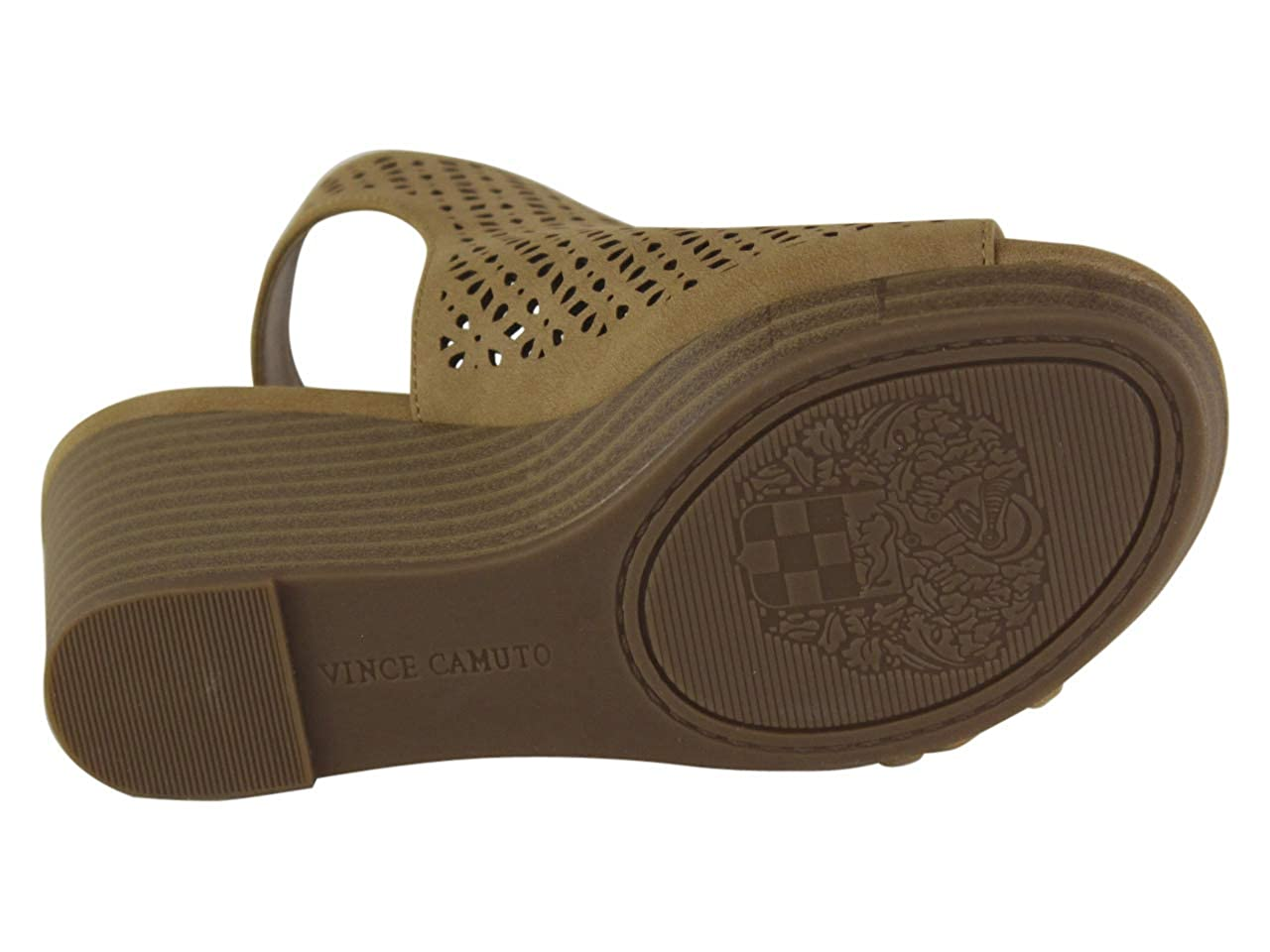 46413e7e37 Amazon.com | Vince Camuto Little/Big Girl's Obal Wedge Sandals Shoes |  Sandals