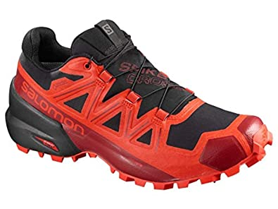 timeless design 70a36 0e446 Amazon.com | SALOMON Men's Unisex Spikecross 5 GTX Trail ...