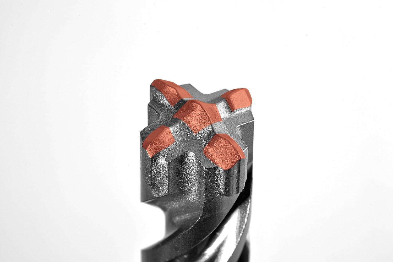 grau 16 x 340 mm Projahn 816340 Hammerbohrer Rocket 5 SDS-max 16x340mm