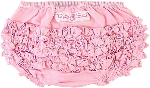 Amazon.com: RuffleButts - Blusa de punto con volantes para ...