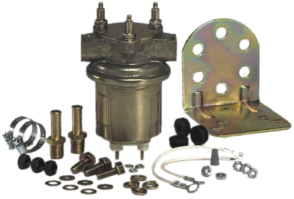 Carter P4603HD 24 V Rotary Vane Electric Fuel Pump