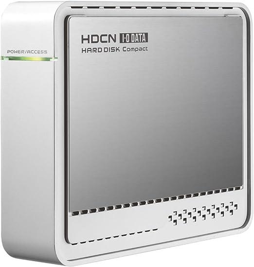 I-O DATA USB 2.0/1.1対応 外付型ハードディスク エコモデル 1.5TB HDCN-U1.5A