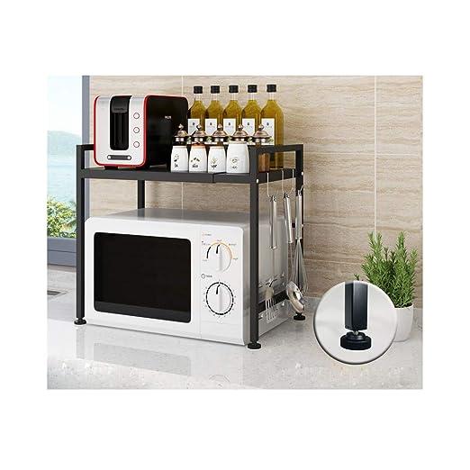 CDSRB Soporte de Horno de Acero al Carbono para microondas, Cocina ...