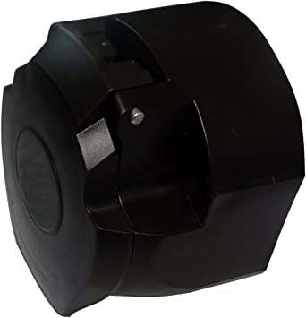 Kit faisceau prise fiche de remorque c/âble c/âblage attelage 7pin 12V cache boule rotule Aerzetix