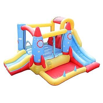 Amazon.com: Outdoor Play - Castillo infantil para uso al ...