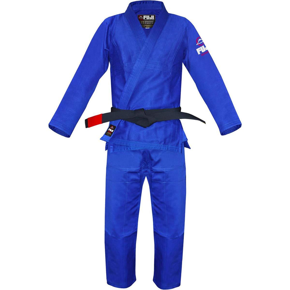 Fuji BJJ Uniform, Blue, A1